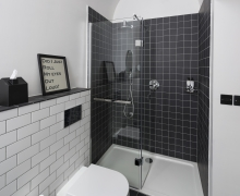 Example of an en-suite